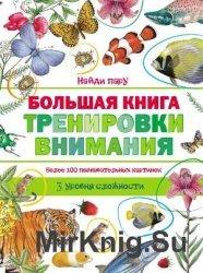 Большая книга тренировки внимания