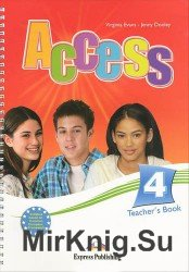 Access 4: Teacher's Book