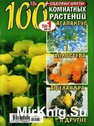 100 комнатных растений №1, 2014
