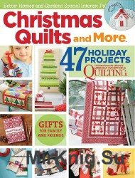 Christmas Quilts & More  2015