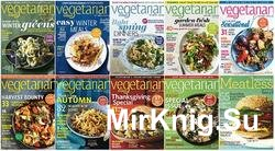 Vegetarian Times (January - December 2015) + 3 special issues