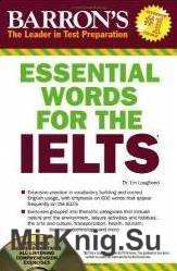 Essential Words for the IELTS with Audio CD (Barron's Essential Words for the IELTS)