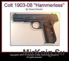 Colt 1903-08 Hammerless