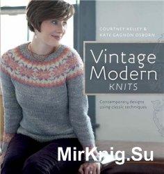 Vintage Modern Knits 2011