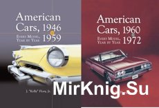 American Cars 1946-1959 -1972 Every Model Year by Year