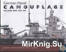 German Naval camouflage volume 1 - 1939-1945