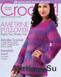 Crochet! - Winter 2015
