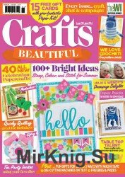 Crafts Beautiful №293 2016