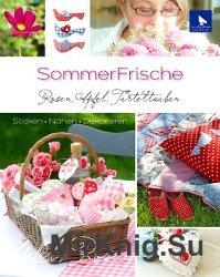 SommerFrische: Rosen, Äpfel, Turteltauben