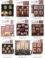 The Prairie Schooler №1-123 1984-2005 (Сross Stitch Сollection)