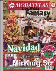 Modatelas Fantasy Manualidades № 6 Navidad 2011