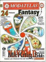 Modatelas Fantasy Manualidades № 1 Navidad 2009