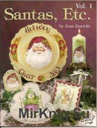 Santas, Etc Vol.1