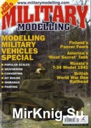 Military Modelling Vol.33 No.04 2003