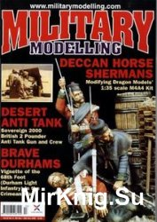 Military Modelling Vol.32 No.13 2002