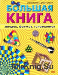 Большая книга загадок, фокусов, головоломок