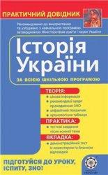 Історія України. Практичний довідник