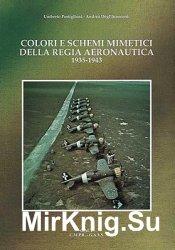 Colori E Schemi Mimetici Della Regia Aeronautica 1935-1943 (II)