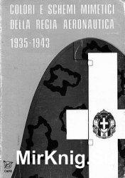 Colori E Schemi Mimetici Della Regia Aeronautica 1935-1943 parte 1, 2, 3