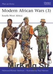 Modern African Wars (3): South West Africa (Osprey Men-at-Arms 242)