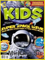National Geographic Kids  October 2011