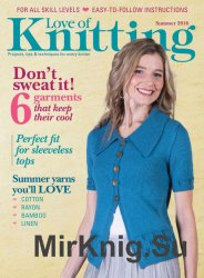 Love of Knitting Summer 2016