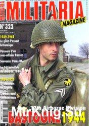 Armes Militaria Magazine №322