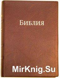 БИБЛИЯ в современном русском переводе.