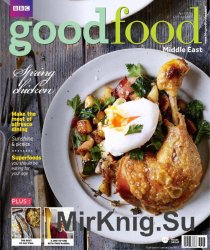 BBC Good Food, апрель 2016