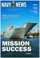 Navy News №5 от 07.04.2016