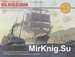 Christopher Blossom. Premier Maritime Artist