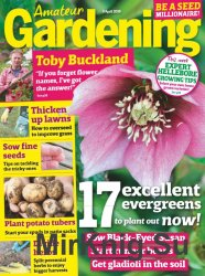 Amateur Gardening 9 April 2016