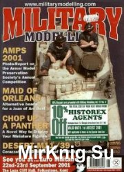 Military Modelling Vol.31 No.08 2001