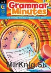 Grammar Minutes : Grade 3