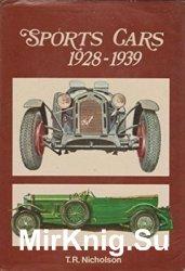 Sports cars 1928-1939