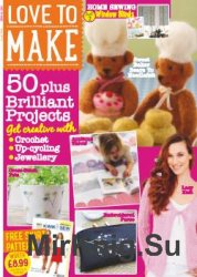 Love to make with Woman's Weekly - May 2016