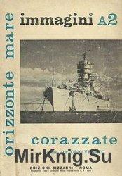 Corazzate classe Vittorio Veneto (Orizzonte Mare Immagini A2)