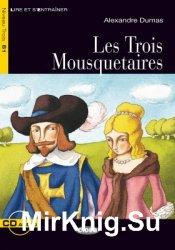 Les trois mousquetaires (audiobook)