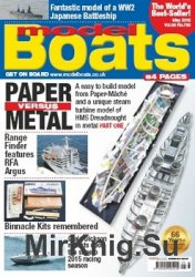 Model Boats 2016-05