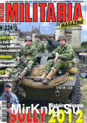 Armes Militaria Magazine №324