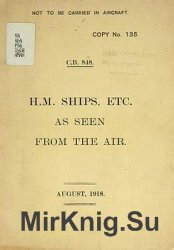 Photographs of H.M. vessels & auxiliaries and other objects taken from the air