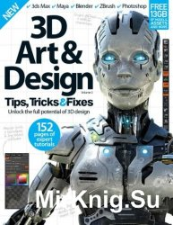 3D Art & Design Tips, Tricks & Fixes Vol. 2