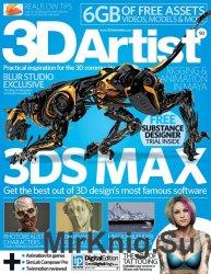 3D Artist № 90, 2016