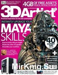 3D Artist № 91, 2016