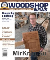 Woodshop News  № 3, 2016