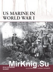 US Marine in World War I (Osprey Warrior 178)