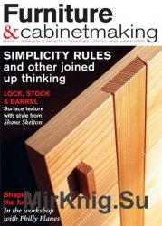 Furniture & Cabinetmaking № 243, 2016