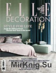 Elle Decoration - May 2016 (UK)