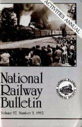 National Railway Bulletin 1992 Vol.57 No.3