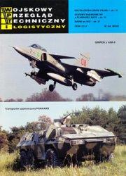 Wojskowy Przeglad Techniczny i Logistyczny 2002-04